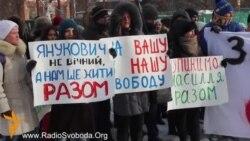 «Майдан – це наші Крути»