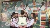 Hora cu cinci fete