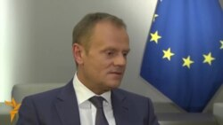 """Туск: право на """"европски сон"""""""