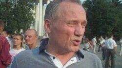 Уладзімер Някляеў пра вынікі акцыі 16 жніўня