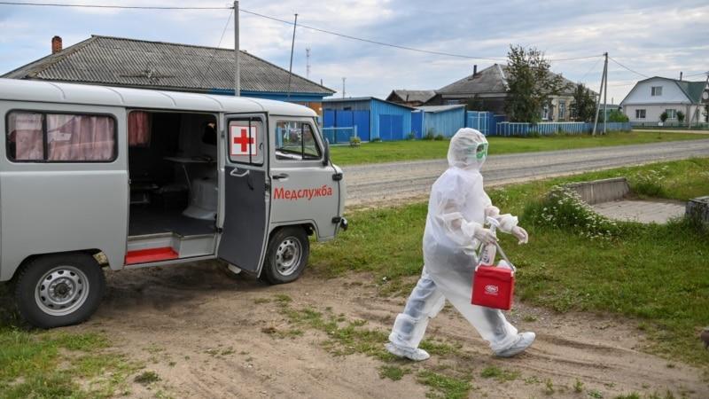 За последние сутки на Северном Кавказе умерли 99 пациентов с COVID-19