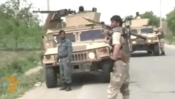 Afghan Security Forces Fight To Retake Kunduz