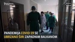 Bolnice Zapadnog Balkana čekaju vrhunac drugog talasa