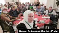 Фәүзия Бәйрәмова төбәк тарихын өйрәнүчеләр форумында