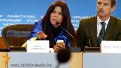 Якщо ЄС не впровадить санкцій, я голодуватиму - Руслана