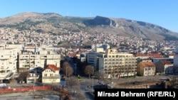 Pogled na Mostar (23. februar)