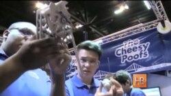 В США проходит ежегодный Чемпионат мира по роботехнике