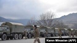Вірменська військова колона