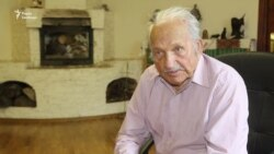 94-річний український дивізійник переїхав зі США в Україну, бо це його батьківщина
