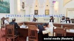 محمد حسن آخند٬ رییسالوزرای طالبان
