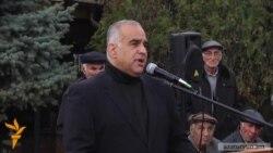 Րաֆֆի Հովհաննիսյան. «Երկրում մեծ պայթյուն է սպասվում»