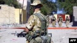 Они не только патрулируют улицы. Британские солдаты в Басре