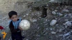 مرتضی خود را میسی افغانستان خطاب می کند