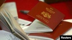 Dodjela velikog broja državljanstava, preko 130 u 2020. godini za Centar za građanske slobode je nerazjašnjen i pravno sporan (fotografija: crnogorski pasoš)