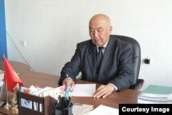 Курманалы Матикеев.
