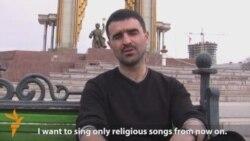 Tajik Singer Mehrubon Ravshan