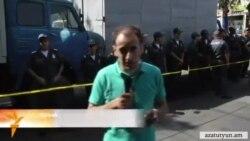 «Սասնա ծռեր» զինված խմբի անդամներից երկուսը ոտքի վնասվածքով տեղափոխվել են հիվանդանոց