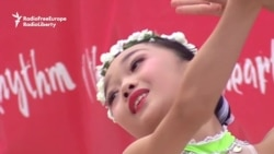 It's A Small World: Kids Strut National Dances In Balkans