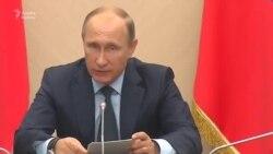 Putin büdcə kəsirinin 3 faizdən çox olmamasını tapşırıb