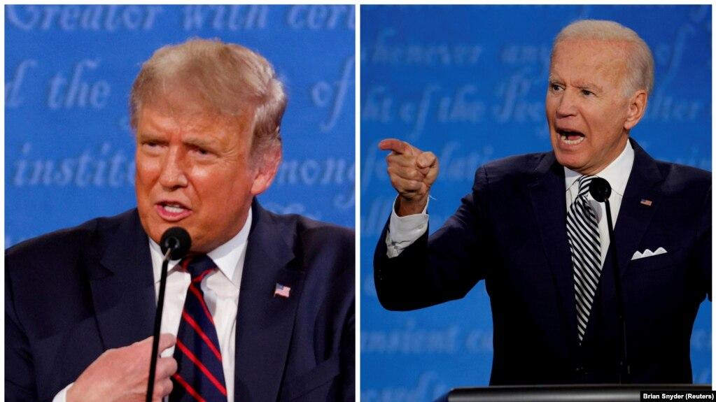 Трамп гуфт, натиҷаҳои интихоботи одилонаро мепазирад