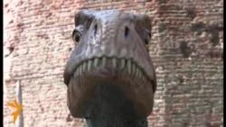 Dinosaurusi na Kalemegdanu
