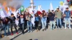 Відео моменту вибуху в Анкарі. 86 загиблих і понад 180 поранених