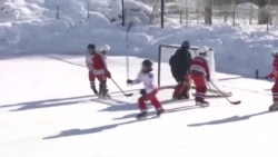 Нарындык хоккейчилердин кыялы