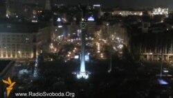 «Правий сектор» не складе зброю, поки Янукович не піде у відставку – Ярош