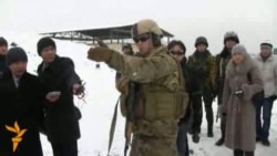 АКШ-Кыргызстан: биргелешкен машыгуу