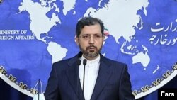 Саид Хатибзаде, пресс-секретарь МИД Ирана