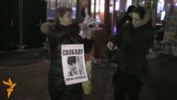 Пикеты в поддержку Таисии Осиповой