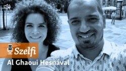 """Al Ghaoui Hesna: """"Nem szeretném, ha a gyerekeim egy olyan országban nőnének fel, ahol intolarencia van"""""""