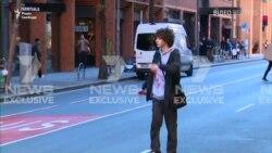 Чоловік з ножем напав на перехожих у Сіднеї – відео