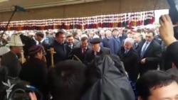 Назарбаев на праздновании 550-летия Казахского ханства