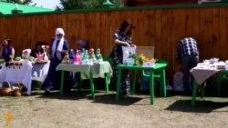 """Казанда """"Энҗе"""" татар милли кул эшләре фестивале"""