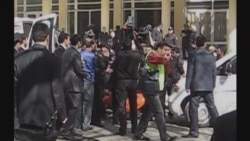 Azerbaijan University Shooting