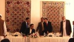 رئیس پارلمان پاکستان گفتوگوها با مقامات افغان را مثبت خواند