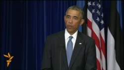 Obama Calls Islamic State Militants A 'Cancer'