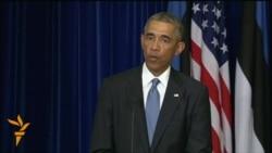 Obama Calls Islamic State Militants A 'Cancer'