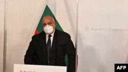 Prim-ministrul bulgar, Boyko Borisov