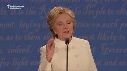 Clinton, Trump Clash Over Russia