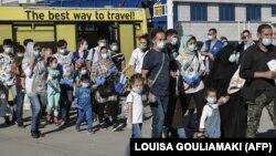 خانوادههای بچهدار در انتظار انتقال به آلمان