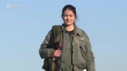 Prva žena pilot u Crnoj Gori