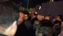 بقایی: ما پناه آوردیم. ویدئو از تلگرام دولت بهار