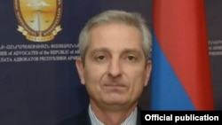 Միջազգային իրավունքի մասնագետ Արա Ղազարյան