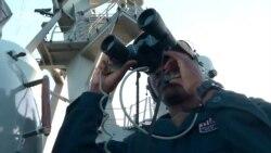 «Си Бриз-2019» под «контролем» флота и истребителей России (видео)