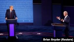 نخستین مناظره دونالد ترامپ و جو بایدن سه شنبه شب برگزار شد.