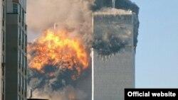 حملات ۱۱ سپتمبر در مرکز تجارت جهانی در نیویارک، امریکا