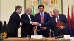 Էներգետիկ համագործակցության զարգացման հուշագիր ստորագրվեց