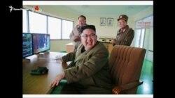 КНДР испытала новый высоконапорный ракетный двигатель (видео)